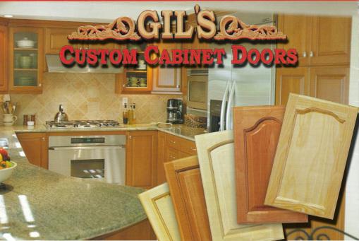 Gils Custom Cabinet Doors Home